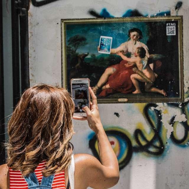 סיור פרטי אומנות רחוב בתל אביב