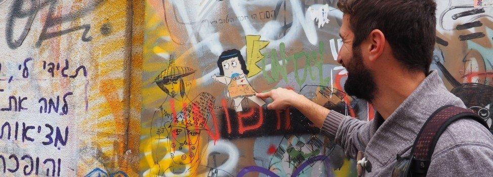 Street Art Tour - Abraham Hostel Tel Aviv
