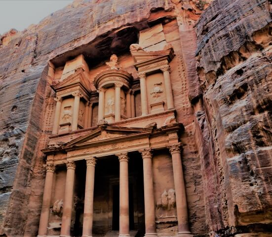 petra tour from jerusalem abraham tours
