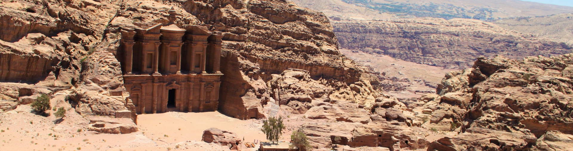 Seven Wonders of the World, Petra
