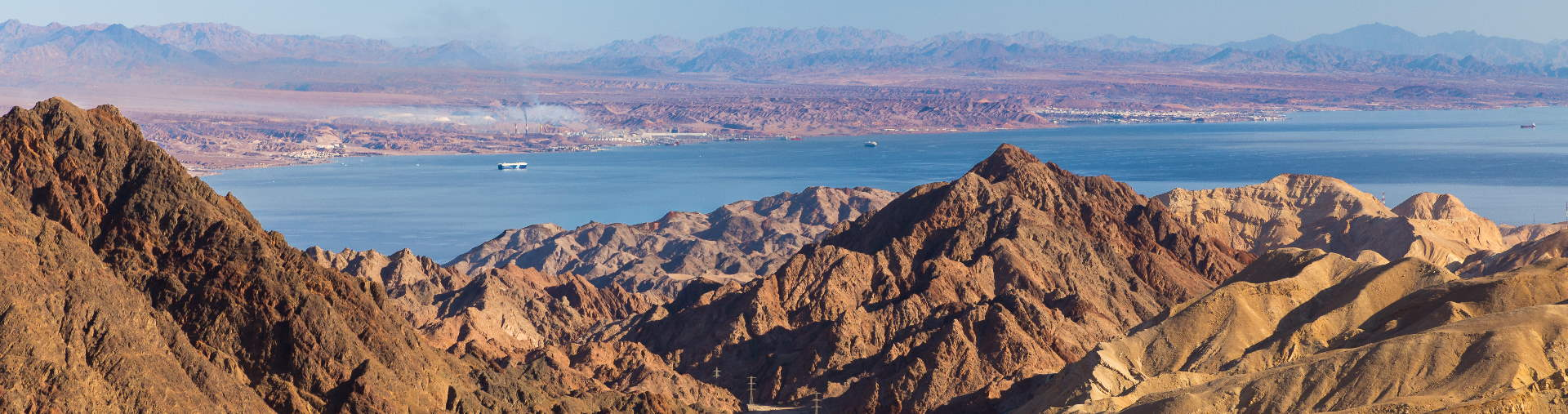 Red Mountains to Red Sea