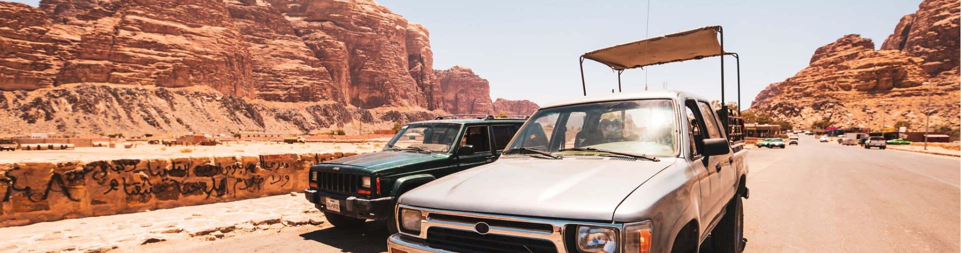 Jeep Safari of Wadi Rum