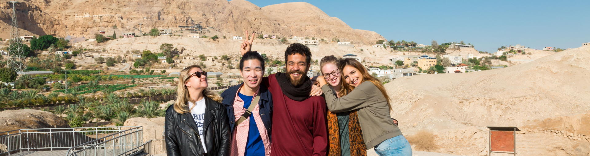 BEST OF THE WEST BANK TOUR
