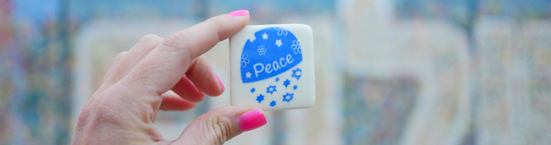 Paths to Peace' project