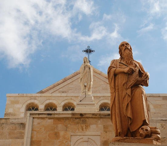 city where Jesus was born, Bethlehem