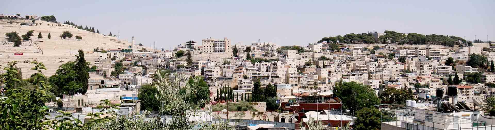 jerusalem City of David