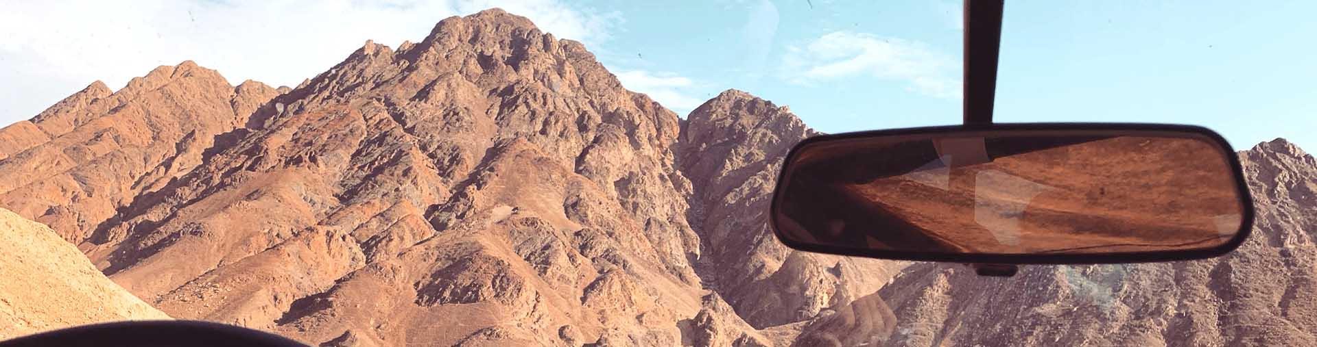 eilat mountains