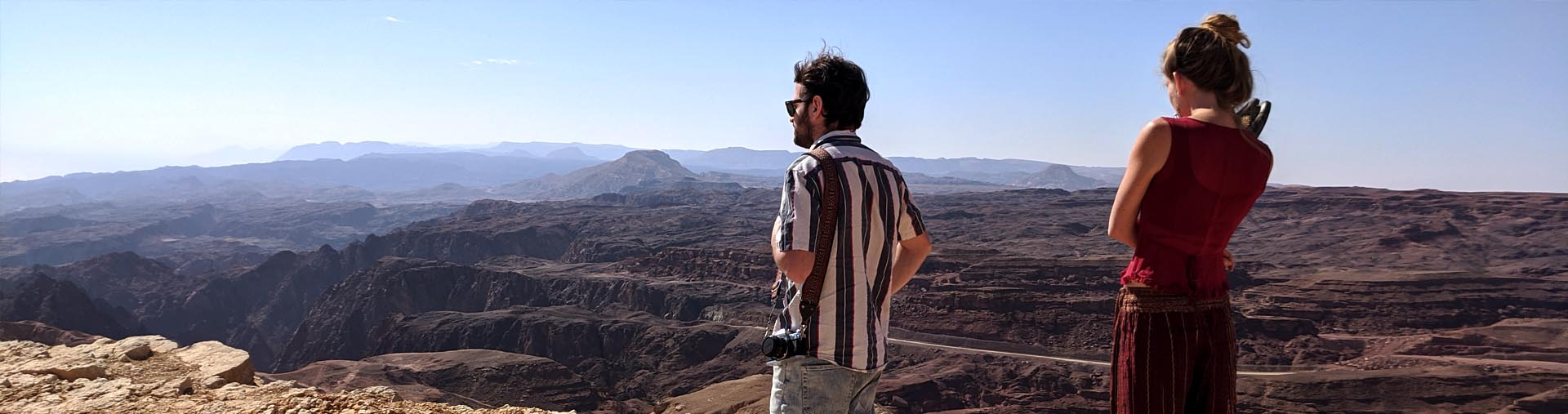 Explore Eilat mountains