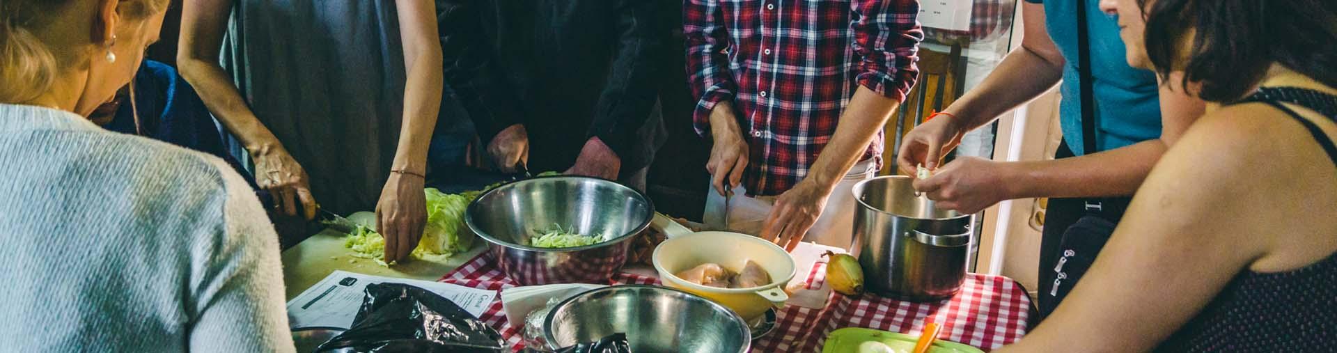 cooking class nazareth