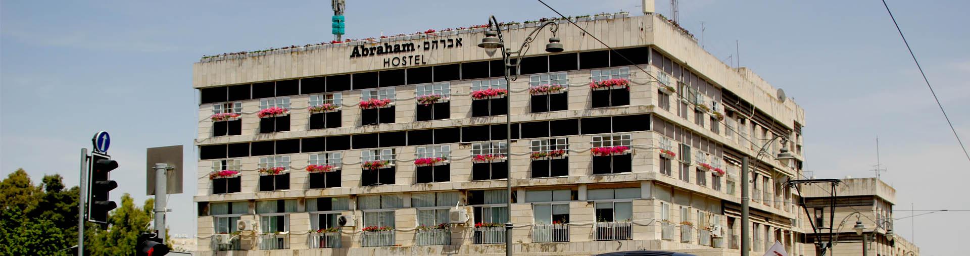 Abraham Hostel Jerusalem