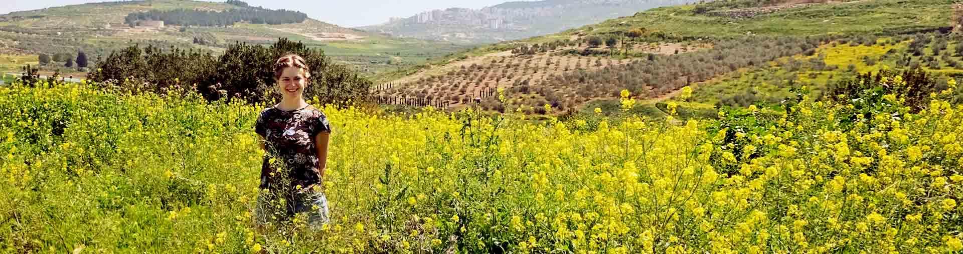 Jesus Trail from Jerusalem