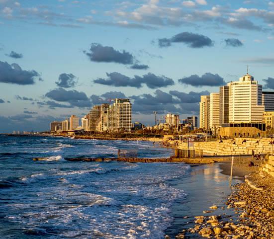 Tel Aviv & Beyond - Highlights Package