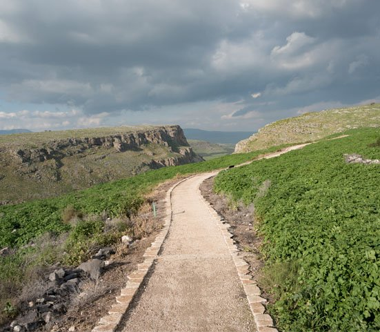 Jesus Trail Hiking Package from Nazareth
