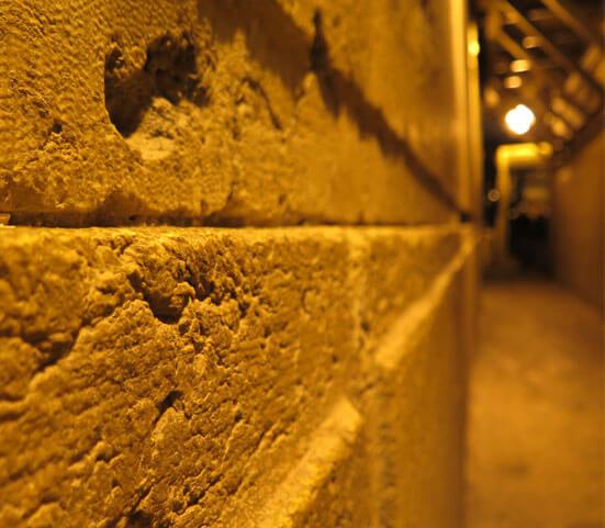 western wall 3d