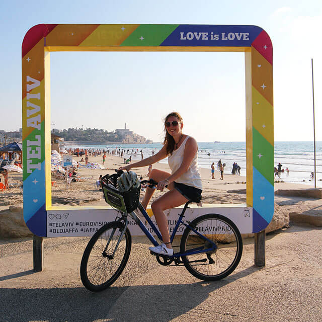 Tel aviv bike tour